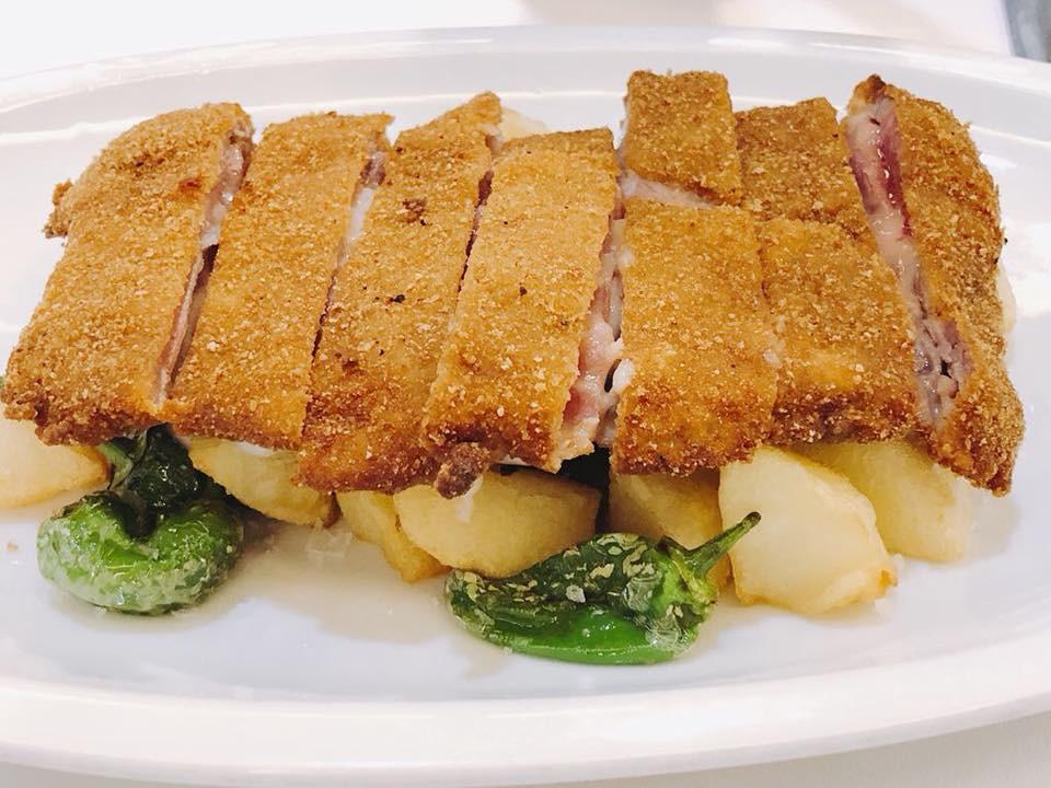 Cachopo Asturiano | Sidrería Restaurante Asturiano Carlos Tartiere Madrid