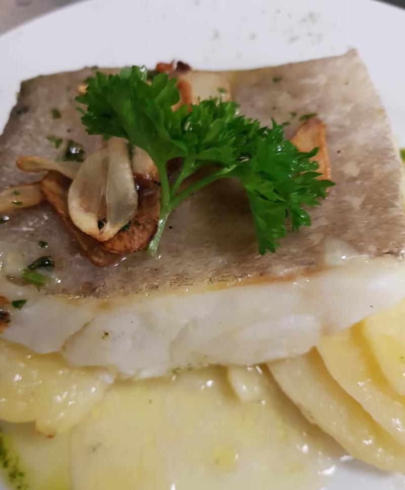 Merluza | Sidrería Restaurante Asturiano Carlos Tartiere en Madrid