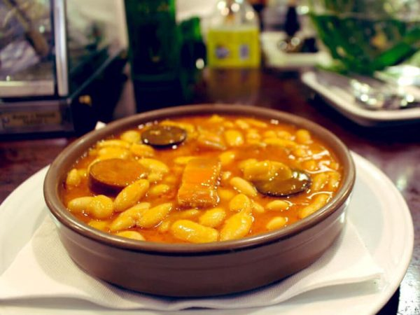 Fabes asturianas | Restaurante Asturiano Carlos Tartiere